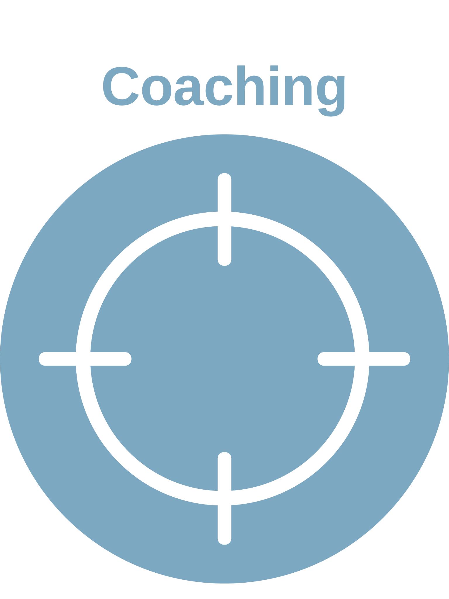 Career and executive coaching