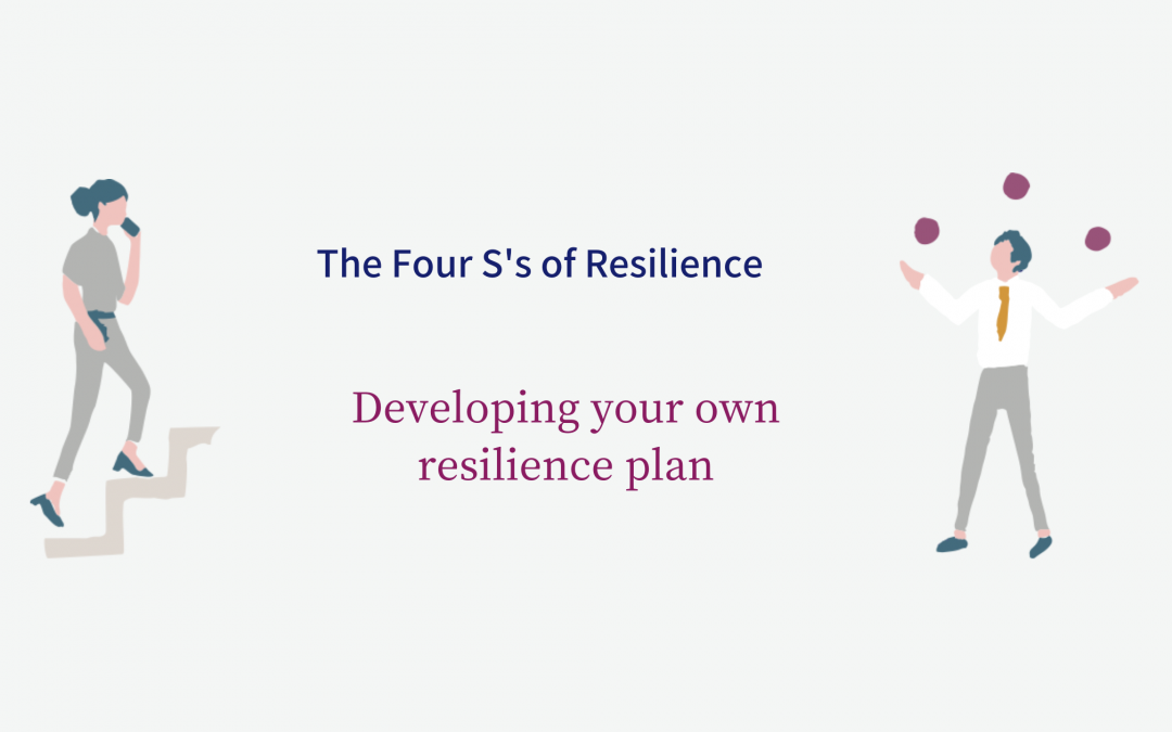 The Four S's of Resilience